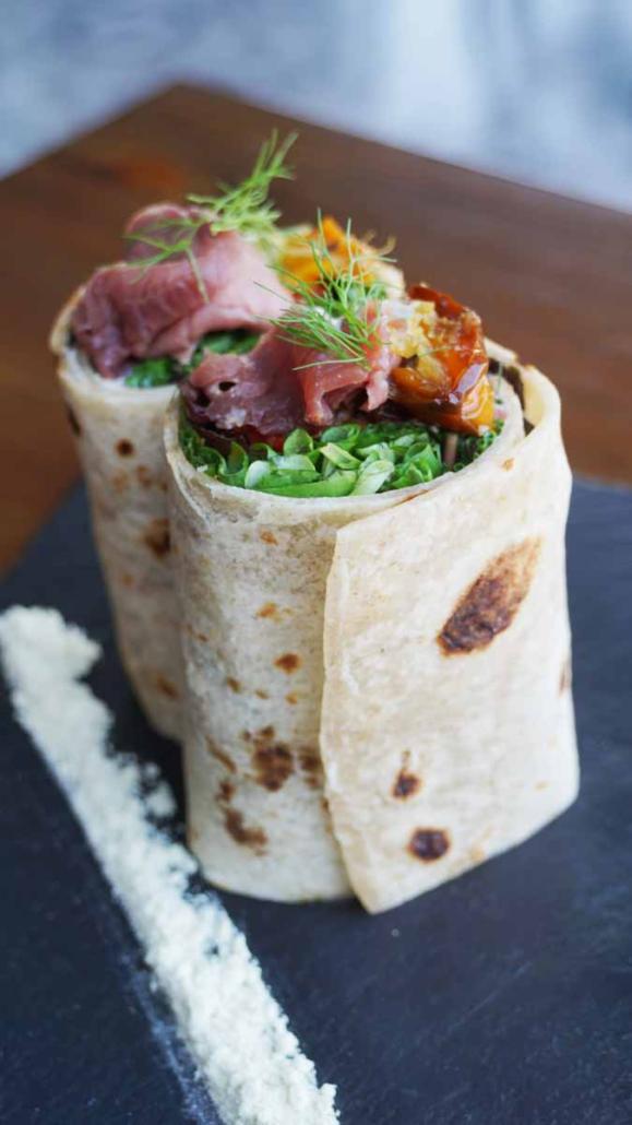 piadina roll maré